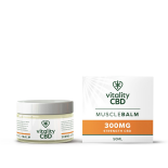 Vitality - Muscle Balm - 50ml - 300mg CBD